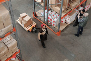 Warehouse Background Check
